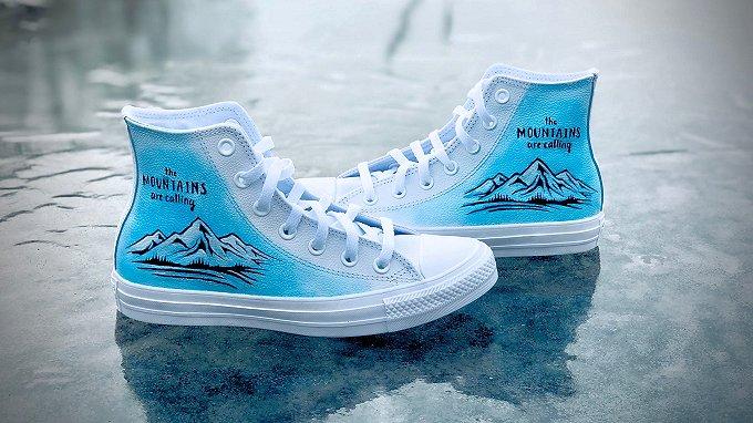Nature Tribute Shoe